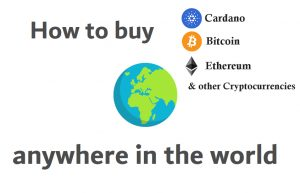 How to Buy/Sell Cryptocurrency, or Browse the Internet from Anywhere in the World in under 2 Minutes